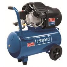 Scheppach 50 L Double Cylinder Compressor HC52DC