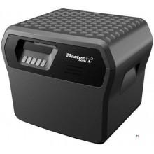 MasterLock Digital Safe L, fire water w. lever