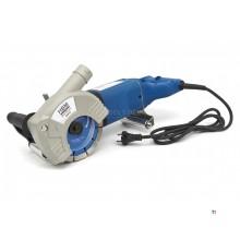 HBM Professional 2400 Watt Elektro-Wandschneider / Schlitzschneider mit 5 Diamantscheiben