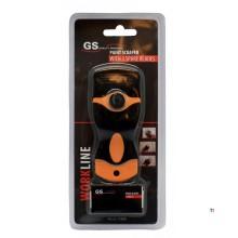 GS-kvalitetsprodukter Maleskraber + 3 knive