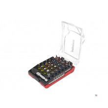 Bitbox de batería profesional Metabo de 32 piezas, Bitset