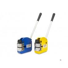 HBM 2-delars sträck- och squat-maskiner med 63 mm extra djupavlastning