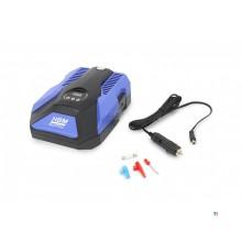 HBM 12 Volt Digital Compressor Set in Storage Bag Including Accessories Set