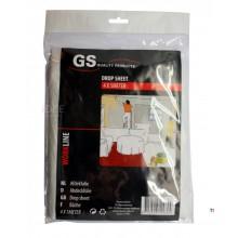 GS-kvalitetsprodukter Dækfolie / presenning 4x5m
