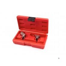 Aide à l'assemblage HBM pour les ceintures élastiques