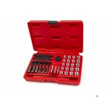 Kit di riparazione per candelette HBM da 33 pezzi HBM