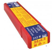 GYS Svetselektroder universal 312R, O2,5, 54x