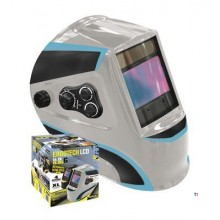 GYS Casque de soudage LCD Ergotech 5-9, 9-13, argent