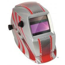 Casco de soldadura GYS LCD Hermes 9 / 13G rojo