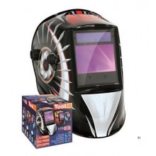 Casco de soldadura GYS LCD Zeus 5-9-9-13G, indio