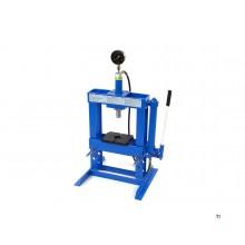 HBM 10 Tonnen hydraulische Werkstattpresse / Rahmenpresse