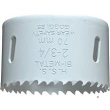 Sega a tazza bimetallica KWB Hss 70mm Zb