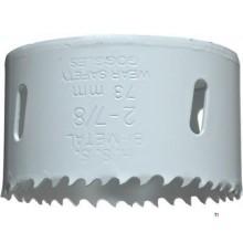 Sega a tazza bimetallica KWB Hss 73mm Zb
