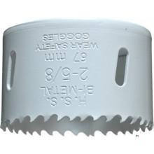 Sega a tazza bimetallica KWB Hss 67mm Zb