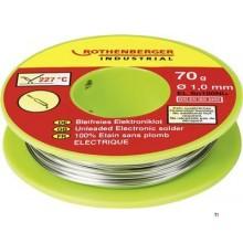 Rothenberger Electronics solder, 1,5mm, 70g