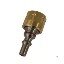 Rosca interna de la boquilla de acoplamiento Sievert, G3 / 8