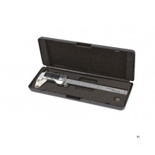 HBM Digital caliper with break function and stainless steel housing