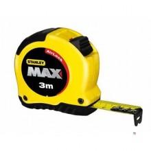 Banda de măsurare Stanley Max Magnetic 3m