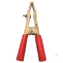 Abrazadera GYS bronce, empuñadura roja 200A