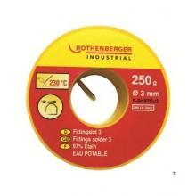 Rothenberger Fittingsoldeer 3, 50g