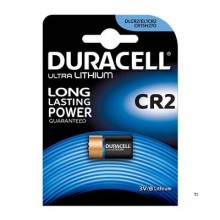 Batteria Duracell Ultra Photo CR2 1pz.