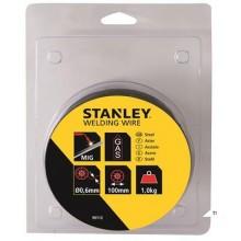 Alambre de soldadura Stanley en rollo SG2 1 kg