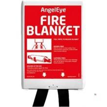 Angel Eye Brandblusdeken 1,00x1,00m
