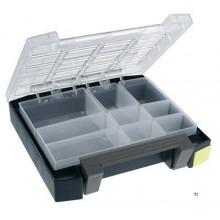 Raaco Assortimento box Boxxser 55 4x4 9 vassoi