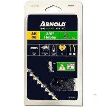 Arnold savkæde 3-8lp 1,3 mm 56 led