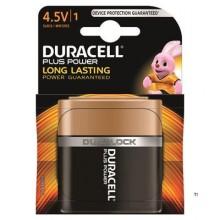Duracell Alkaline Plus Power 4,5V 1st.