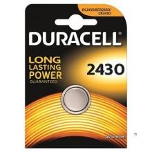 Batteria Duracell a bottone 2430 1pz.