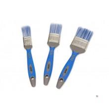 HBM 3 -delt syntetisk pensel i høj kvalitet