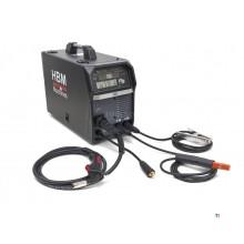 HBM 230 CI Synergic Mig -svetsomvandlare med digital display och IGBT -teknik