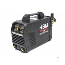 HBM CUT 40 Plasmaskærer med digitalt display og IGBT -teknologi