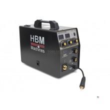 HBM 230 CI MIG -omvandlare med digital display och IGBT -teknik
