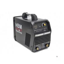 HBM CUT 60 Plasmaskærer med digitalt display og IGBT -teknologi - 400 Volt