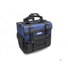 HBM Professional Mobile Tool Bag 38 x 24,5 x 37 cm.