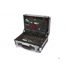 caja de herramientas 90 piezas Mannesmann - 29067