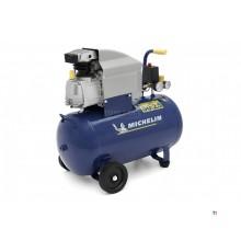Michelin 2.5 HP Professional 50 Liter Compressor 10 Bar - 240 Liter Per Minute