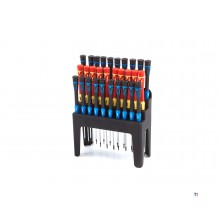 HBM 30-piece professional precision screwdriver set