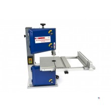 HBM 200 mm. Wood Band Saw Machine with Extendable and Tiltable Saw Table