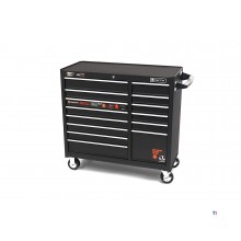 HBM 14 drawers tool trolley