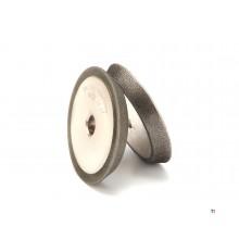 Meule HBM CBN pour HSS pour le HBM 13 mm. Brush broyeur / meuleuse