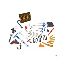 HBM 85-piece professional dent removal set / dent removal without spraying