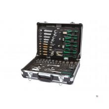 Mannesmann 160-delad verktygslåda - 29078
