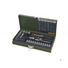 Proxxon 23080 - 36-teiliges 1/4