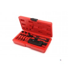 HBM 12-piece chain tool and latch set