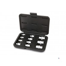 HBM 11-piece internal torx socket set