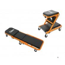 Materassino e sgabello mobile BETA - 3002