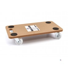 HBM 200 kg. mdf transport dolly